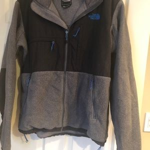 Men's North Face Fleece Lined Jacket, Size M